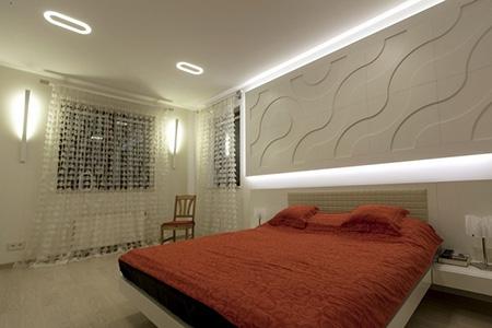 Wyremontowanie sypialni w Warszawie